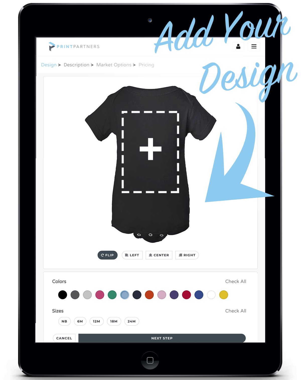 Print Partners   Create Your Own Custom Clothing